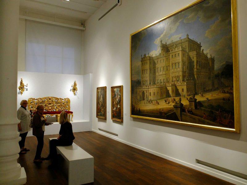 EXPOS : Rois & Mécènes